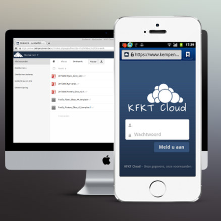 cloud applicatie